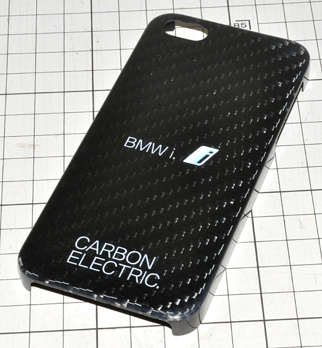 2014 Bmw I3 Camshaft: BMWのキャンペーンの非売品iPhoneケース当選!したけど・・・: YUJIの、とろくさい日記
